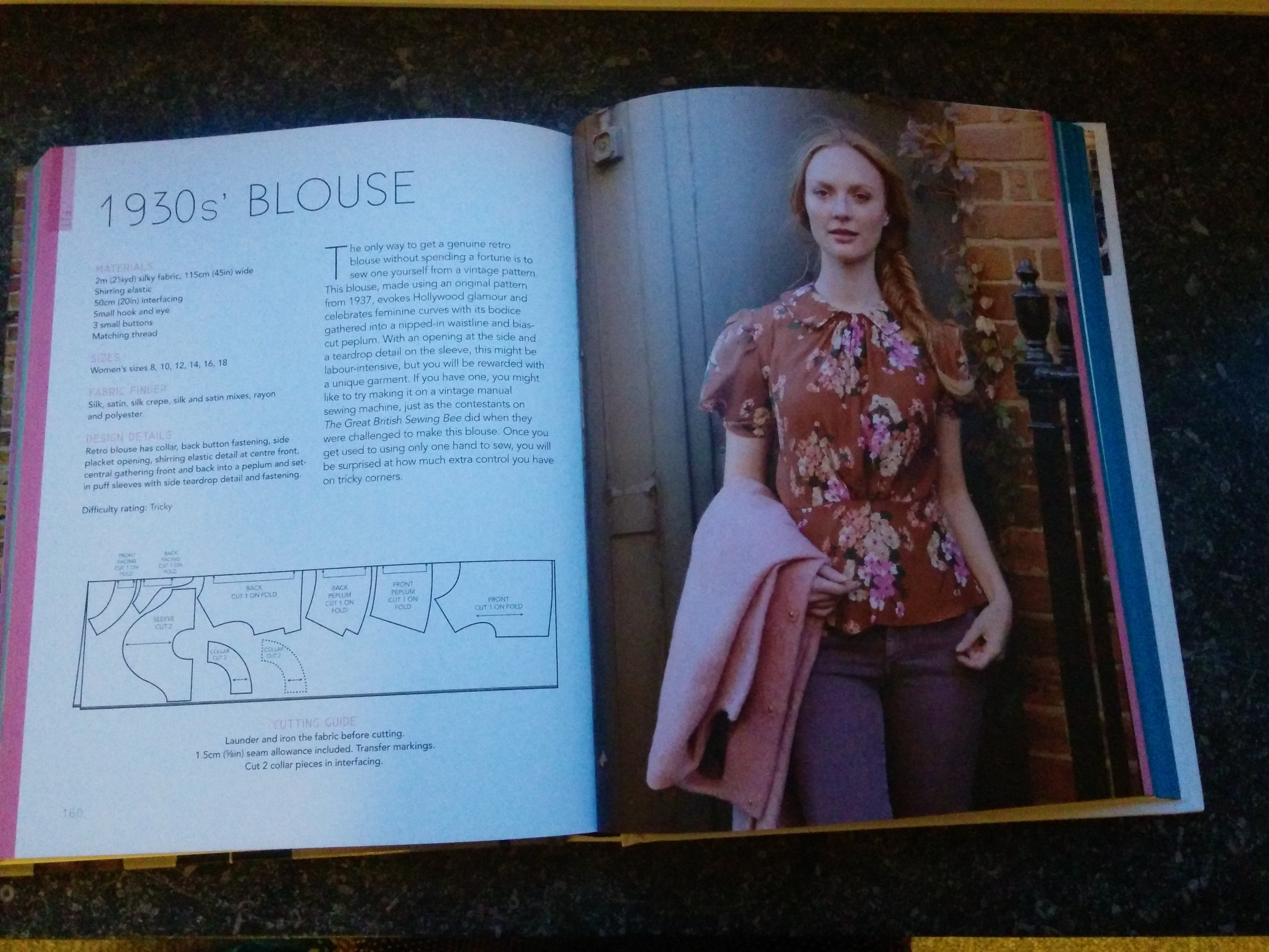 "Sew your own wardrobe – Das Buch zur zweiten Staffel ""The great ..."