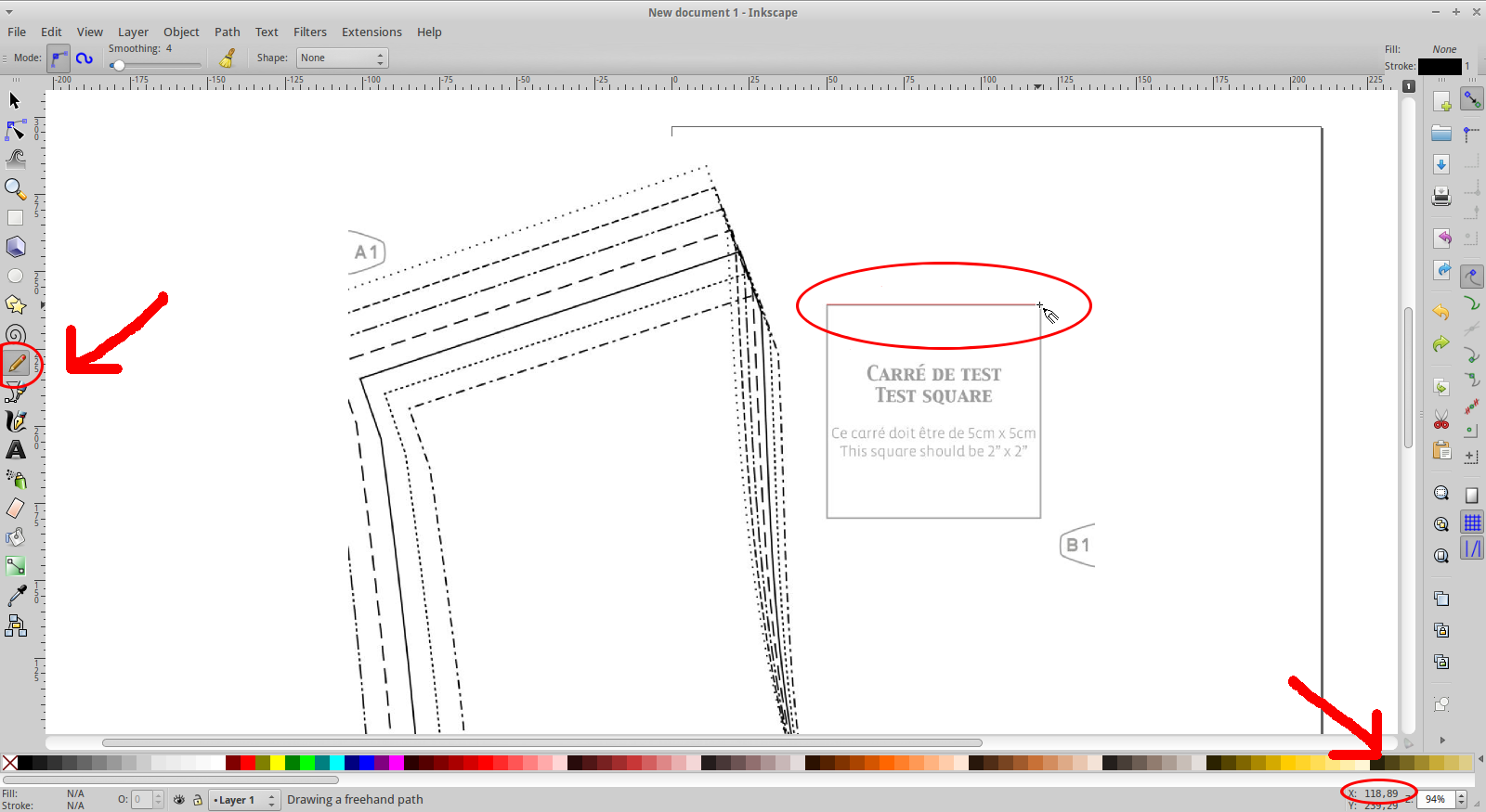 Download Schnittmuster aus A4-Kacheln ausplotten ...